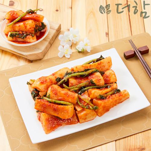 더함 총각김치 국내산 3kg