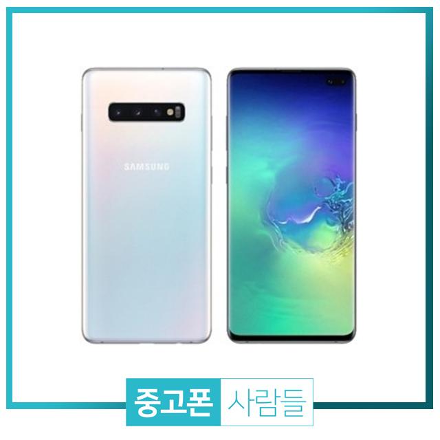 삼성 갤럭시S10 5G 256GB 특S급 중고폰 공기계 SM-G977, 크라운 실버