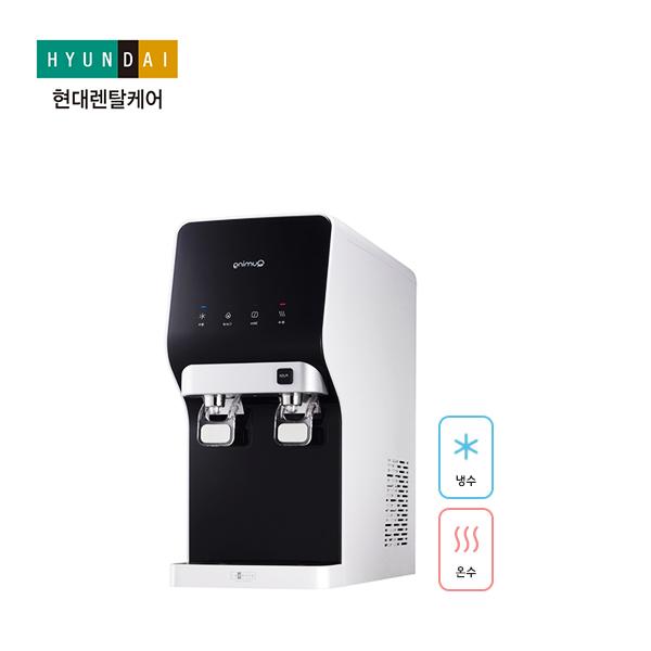 현대렌탈케어 큐밍S 냉온정수기 HP-830C 블랙데스크, 현대렌탈케어 큐밍S Basic 냉온정수기 HP-830C 블랙 데스크형