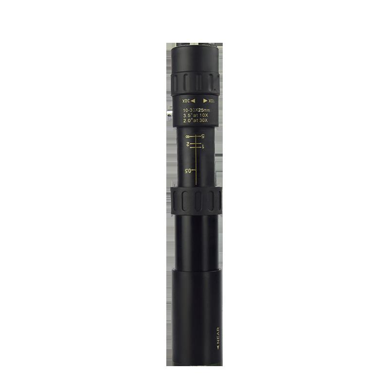소라스코프 sorascope 300배 고배율 스마트폰 확대경 망원경 솔라스코프 소로스코프, 10-30 배 + 휴대폰 클립 + 삼각대