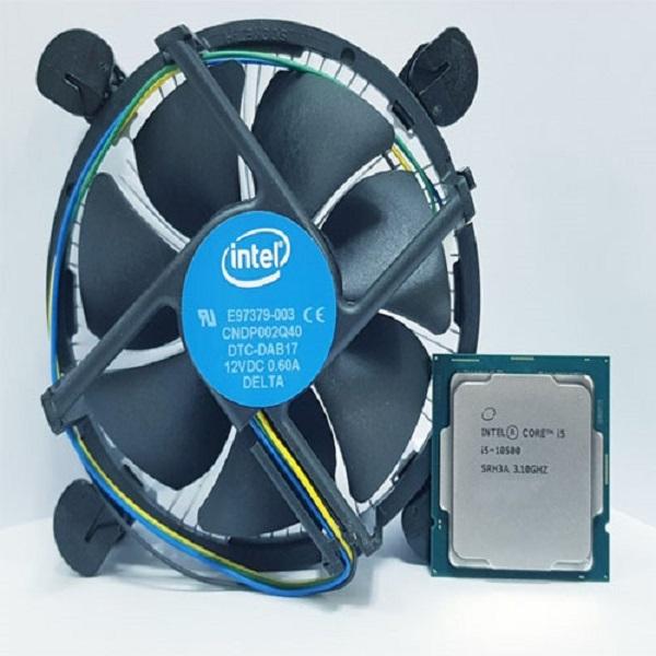 인텔 코어i5-10세대 10500 코멧레이크S 벌크+동판쿨러, 단일상품