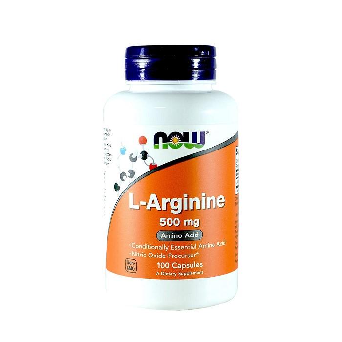 나우푸드아르기닌 아르기닌 l아르기닌 100정 2팩 500mg Arginine 100 Capsules Pack of 2, 옵션없음, 옵션없음