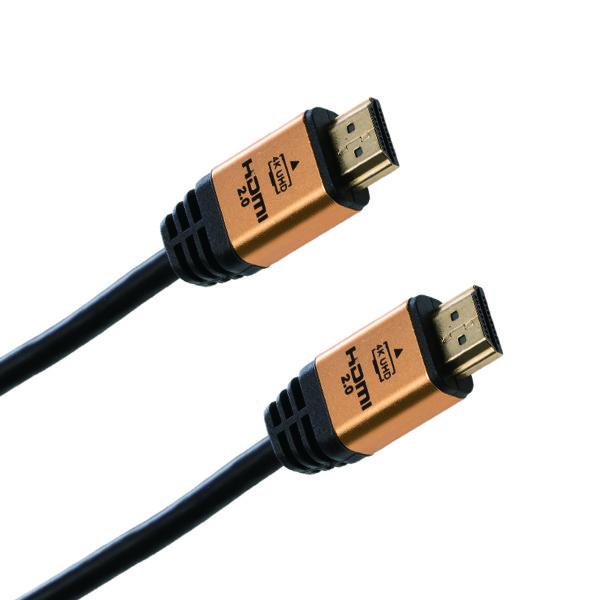 해밀전자 고급형 2.0Ver 장거리 HDMI케이블 10M 15M 20M 4K UHD 타이증정, 장거리 10M HDMI +타이
