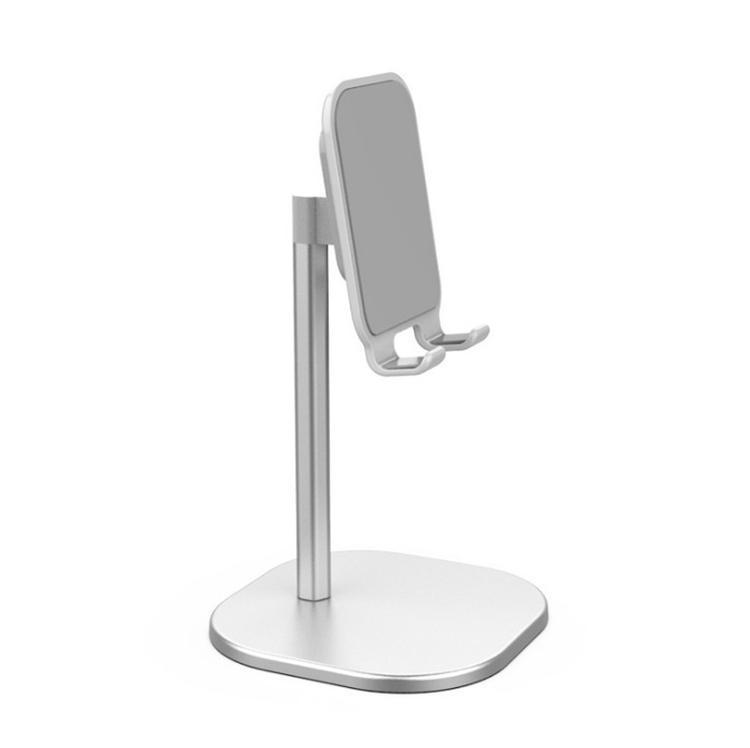 태블릿 활용가능 m5테블릿피시 편안한 핸드폰통용 지지대 10.8inch테이블위 pad테블릿피시 지지대클립 컴퓨터 pad만능 통용 m68.4inch동영상 텔레비전시청 심플 m3테블릿, T02-(은색 표준판)합금 가중 받침대