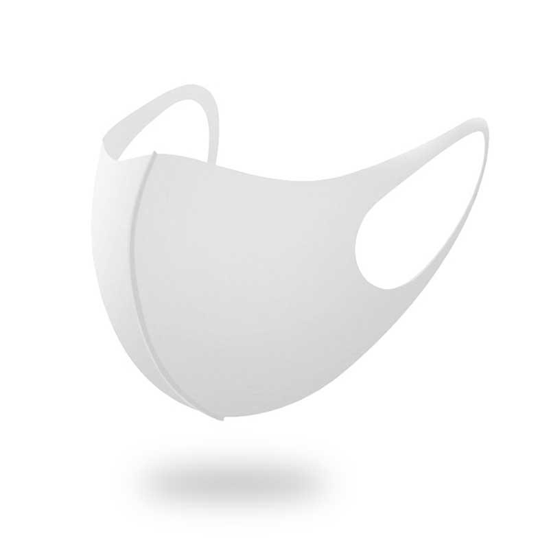 세종케어 국내생산 효성정품 연예인마스크 2+1 귀안아픈 UV항균 3D입체 마스크 패션마스크 숨쉬기편한마스크 운동마스크, 화이트(3장.1세트)