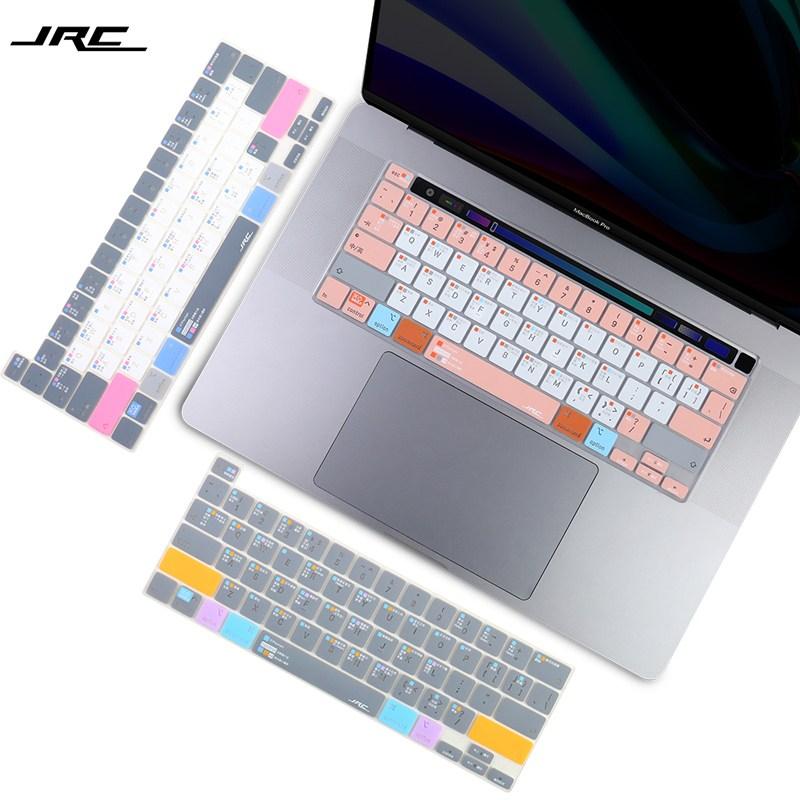 2020 새로운 맥북 프로 키보드 필름 애플 16 인치 노트북 실리콘 키보드 방진, 상세내용참조, 상세내용참조