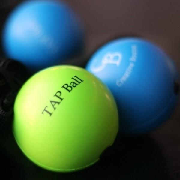 Ball 탭 TAP 볼 텝볼 펀치 복싱볼 펀치볼 tapflex 복싱 탭볼 동체시력 tapball tap볼 파이트볼 탭플렉스, 초보자용-옐로우
