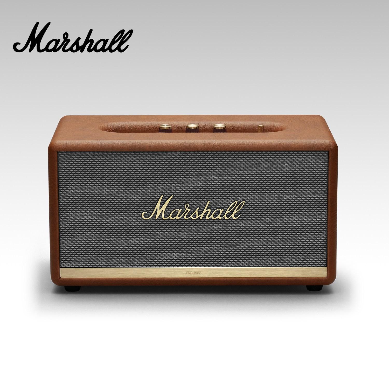 Marshall [관부가세 포함] 마샬 스탠모어2 블루투스 스피커, 브라운