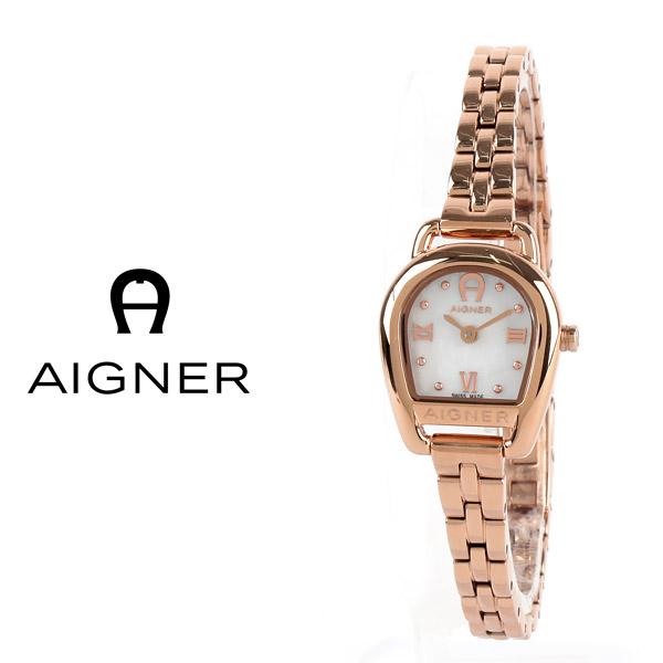 AIGNER 아이그너 여성용 메탈시계 A138205