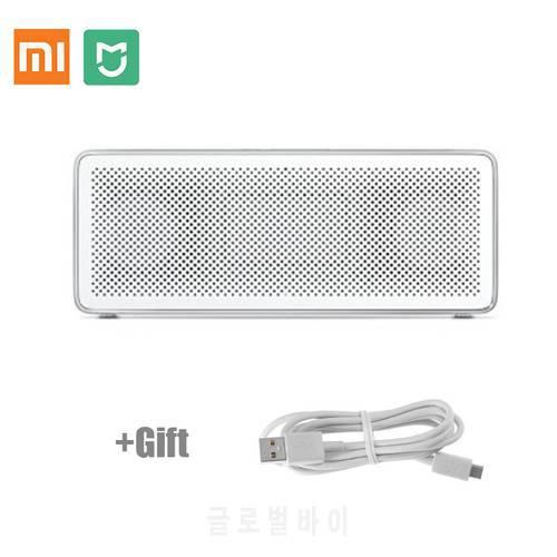 Xiaomi 스퀘어 박스 블루투스 스피커 기본 2 2 스테레오 휴대용 블루투스 4