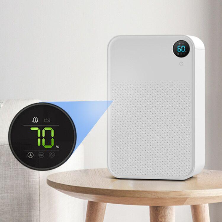 가정용 저소음 스마트 공기 정화 제습기 (xiaomi 스타일)1000ML 미니제습기
