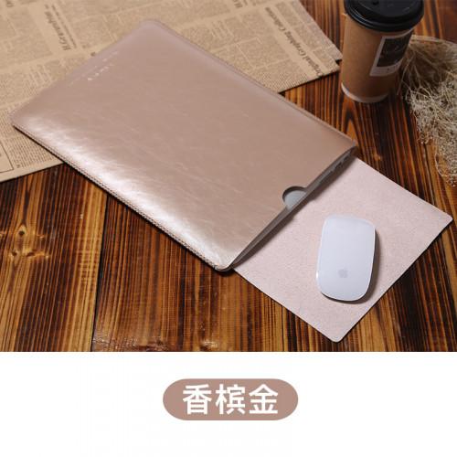 레노버 애플 맥북 12 인치 노트북 air13 인치 노트북 가방 1pro13.3 보호 커버 델 화웨이, 선택 = 15 인치 샴페인 골드