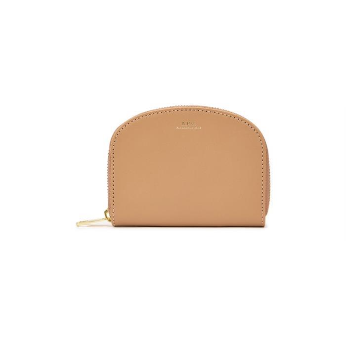 아페쎄 하프문 지갑 sable