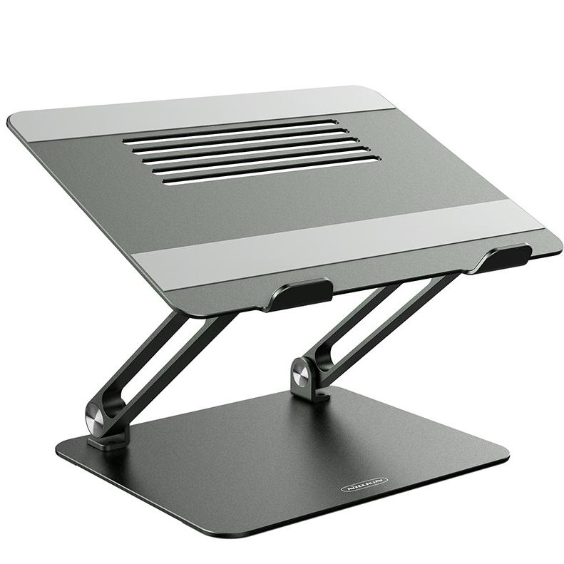 닐킨 프로데스크 알루미늄 노트북 거치대, 그레이-9-2125603260