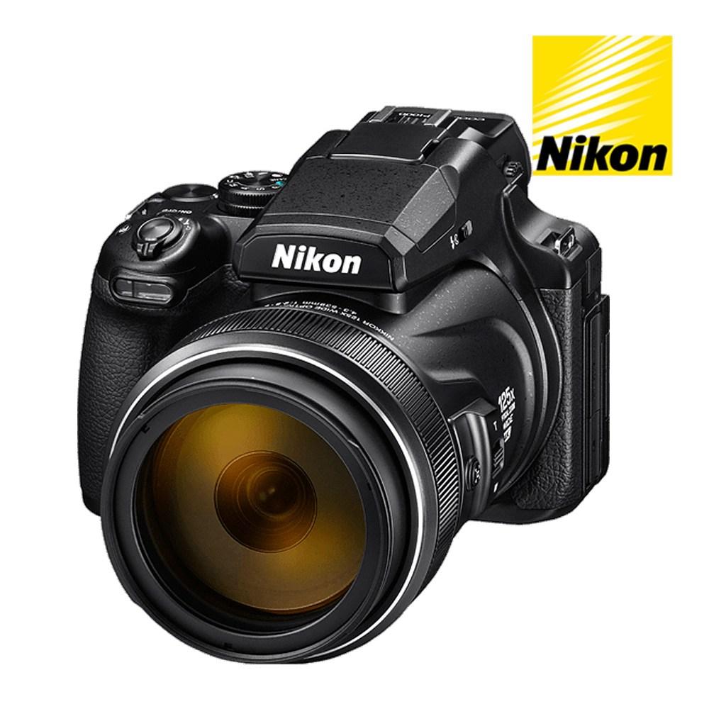 니콘 정품 P1000 초망원 125배줌 디지털 전용 필터 + 필름 사은품 증정 하이엔드카메라