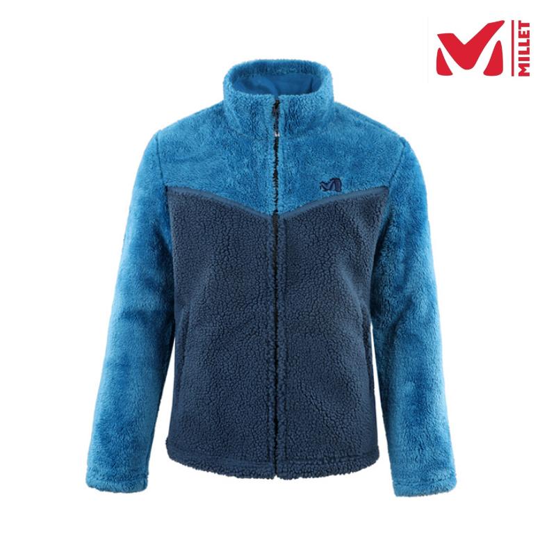 밀레 20F/W 후리스와 멜란지의 조화로 세련되고 따뜻한 익스트림 후리스 자켓