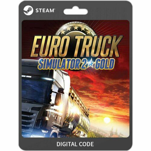 스팀 PC 유로트럭 시뮬레이터 2 골드 에디션 한글판, 단일상품