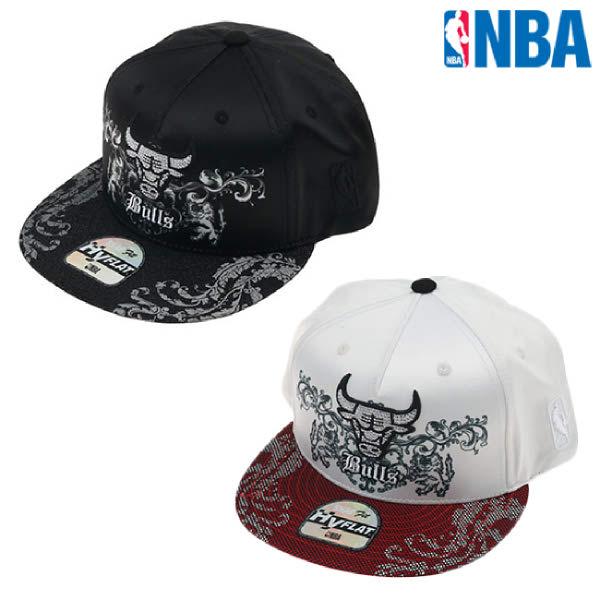 [현대백화점][NBA]엔비에이 N195AP653P 남여공용 메쉬챙 레이어드 캡 모자