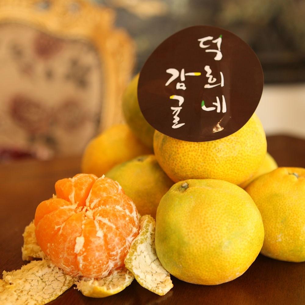 [덕희네] 제주도 서귀포 산지직송 하우스 달콤 꿀 고 당도 선별 제철 가정용 선물용 감귤, 1box, TA203. 감귤 로얄과(S/M) 2kg (4kg 구매시 4.5kg 발송)