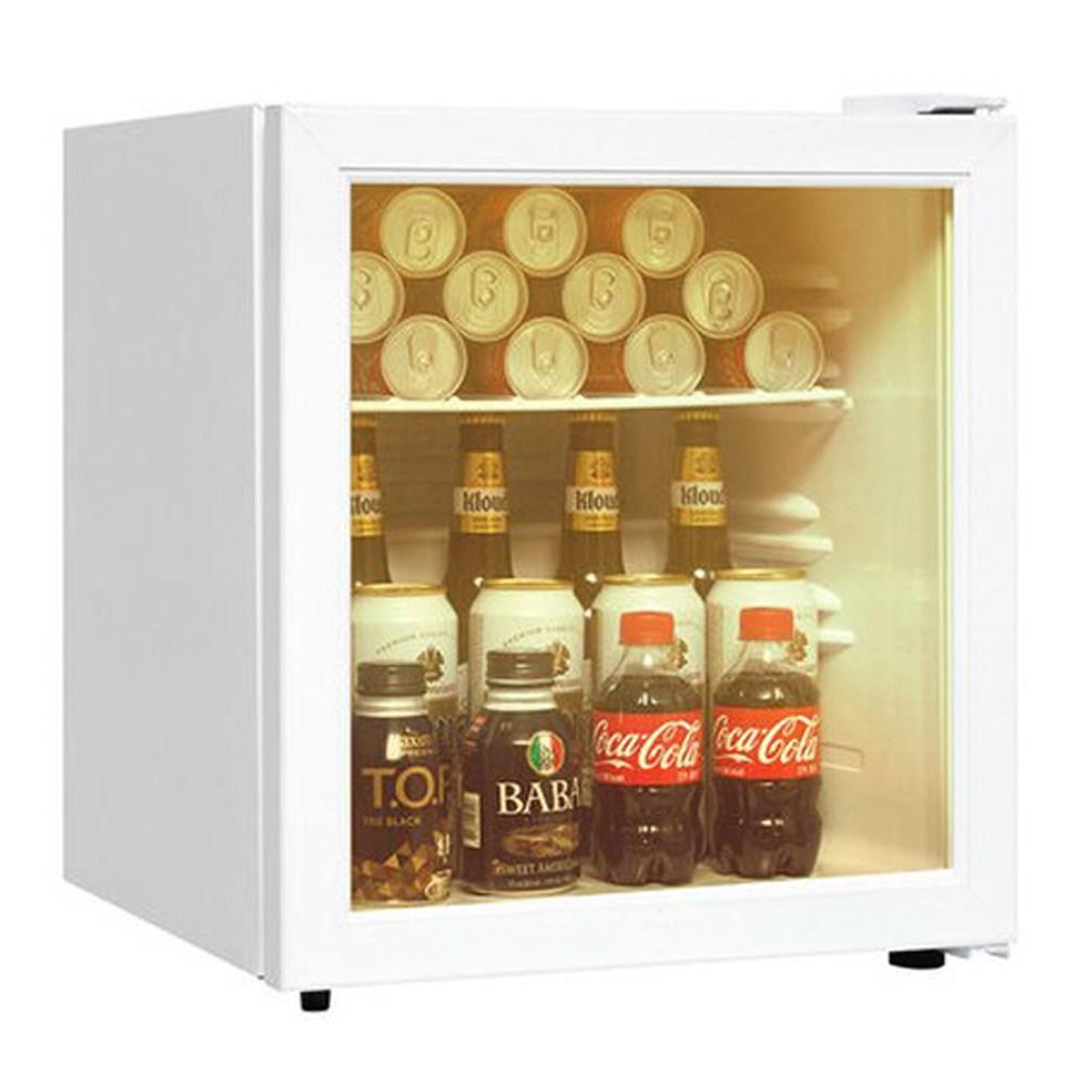 씽씽코리아 음료수냉장고 냉장쇼케이스 소형냉장고 미니냉장고 SD-60 화이트, SD-60(화이트) (POP 211503809)