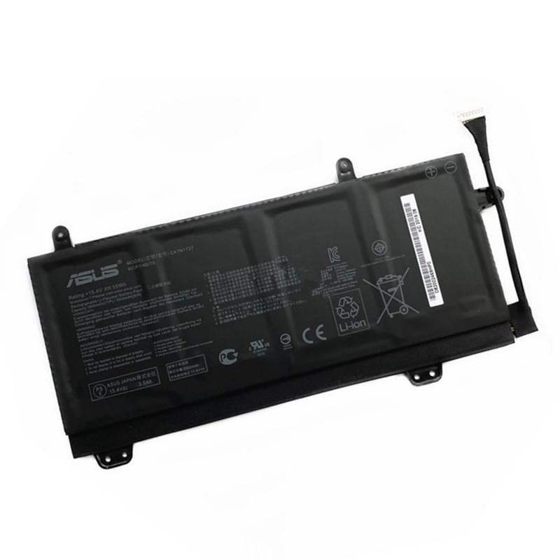 노트북 배터리 새로운 ASUS ASUS ROG Zephyrus C41N1727 GM501GM GM501GS 노트북 배터리