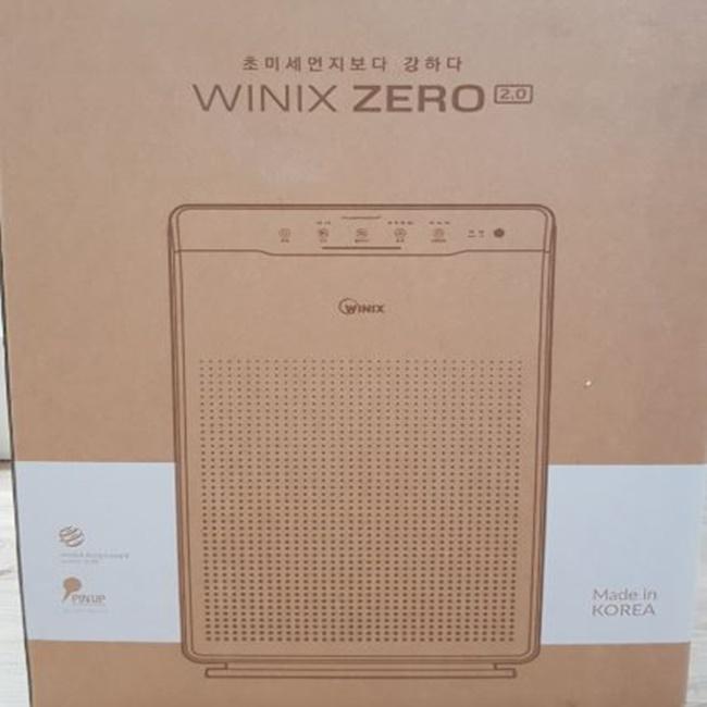 위닉스 제로 2.0 공기청정기 AZBE380-IWK