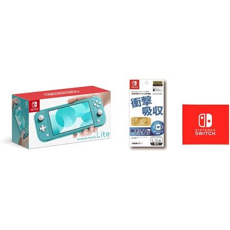 1. Nintendo Switch Lite 터코이즈 [닌텐도 라이센스 상품] Nintendo Switch Lite 전용 액정을 보호하는, 원 컬러_원 사이즈, 상세 설명 참조0, 상세 설명 참조0