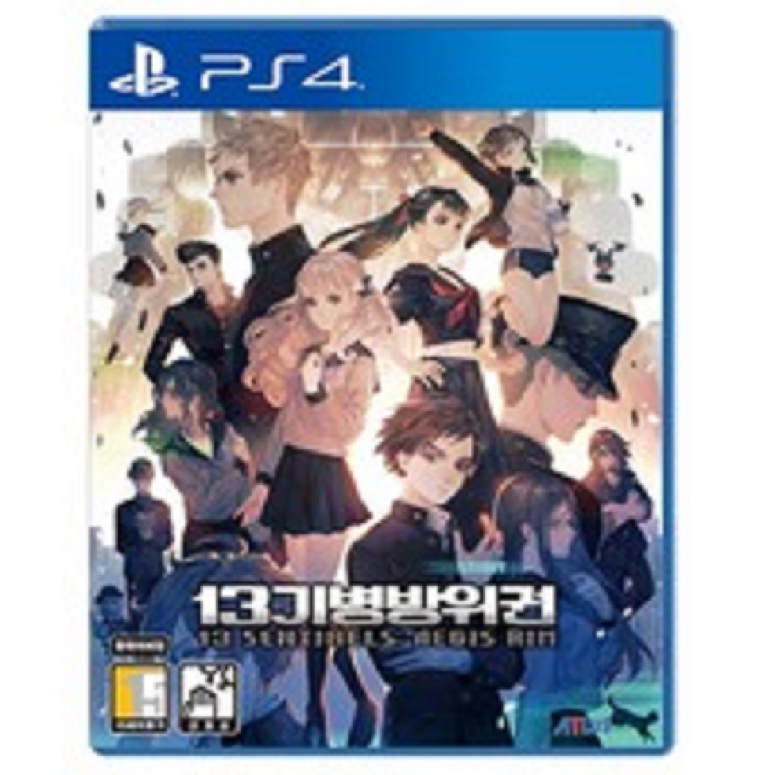 PS4 13기병방위권 한글판 중고