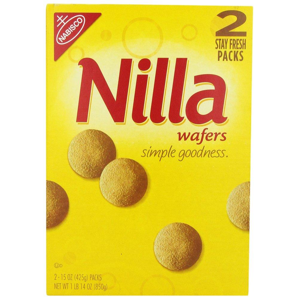 Nabisco Nilla Wafers 나비스코 닐라 웨이퍼스 850g