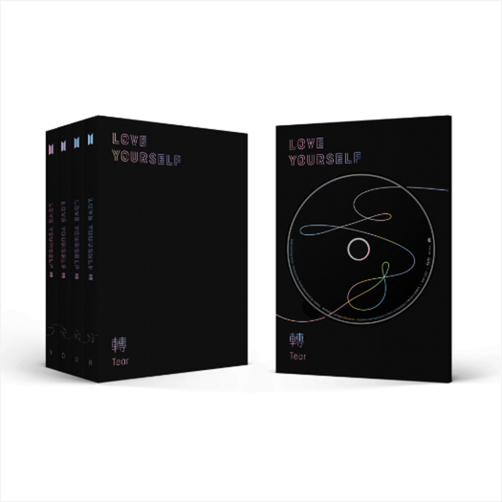 LOVE YOURSELF 전 TEAR