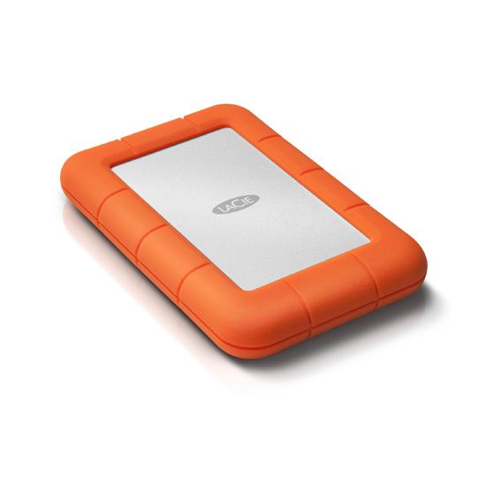 씨게이트 라씨 Rugged USB-C 1TB 외장하드 오렌지