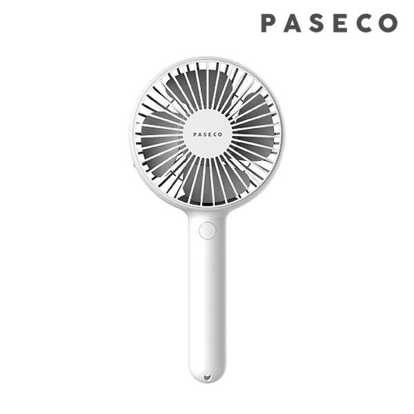 파세코 핸디형 선풍기 PMF-AB9030W 화이트/무선 손선풍기 (POP 5503300899)
