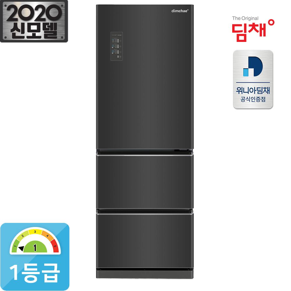 딤채 20년형 1등급 스탠드 김치냉장고 EDT33DFRZB 공식판매점 스탠드형