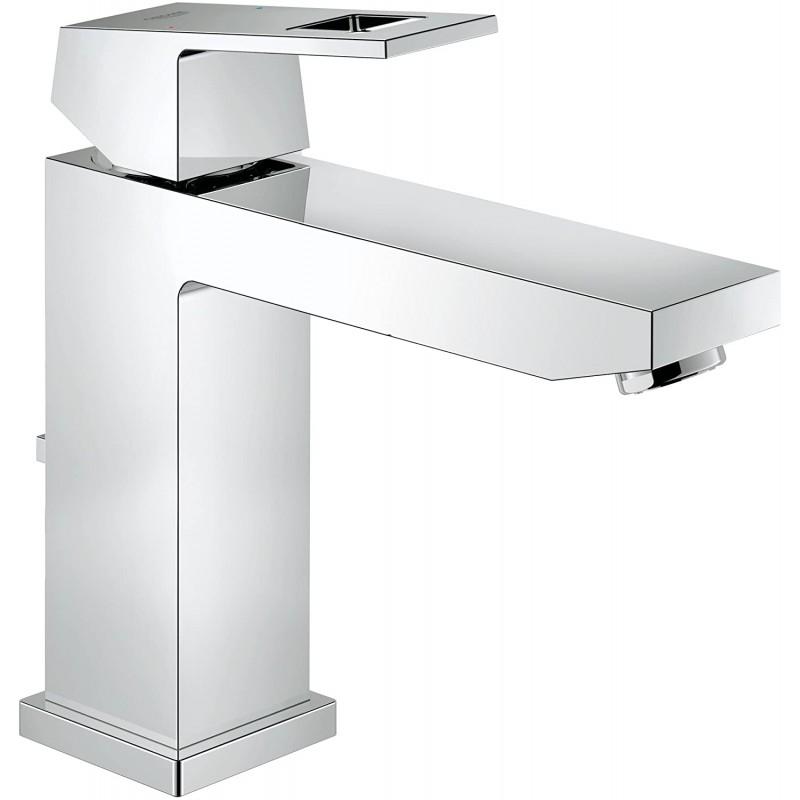 Eurocube M- 크기 싱글 핸들 싱글 홀 욕실 수전, 1