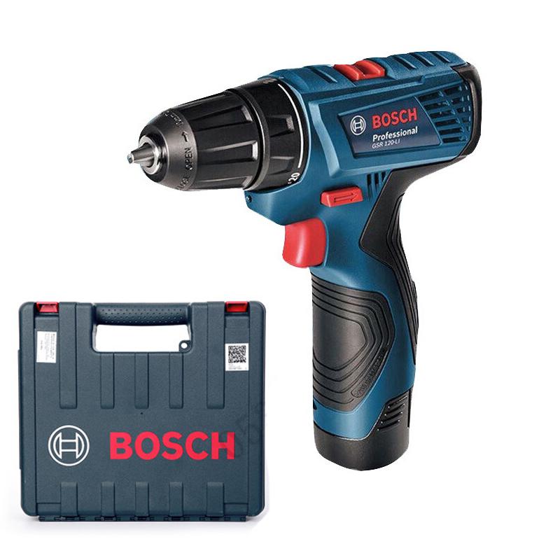 보쉬 BOSCH 12V GSR120-LI 무선 전기드릴 전동드라이버 충전식, 1개