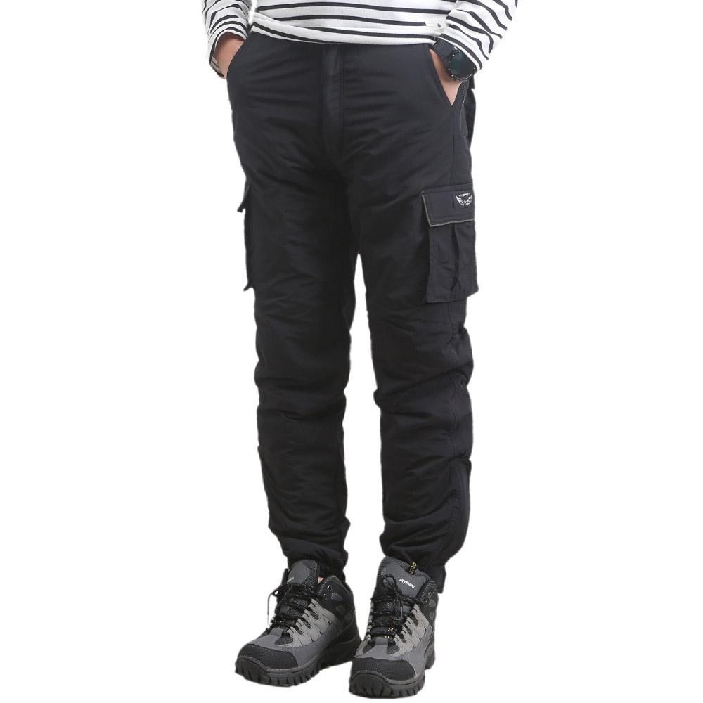 루찌 방한복 DW-항공기모 본딩 팬츠 겨울 방한작업복