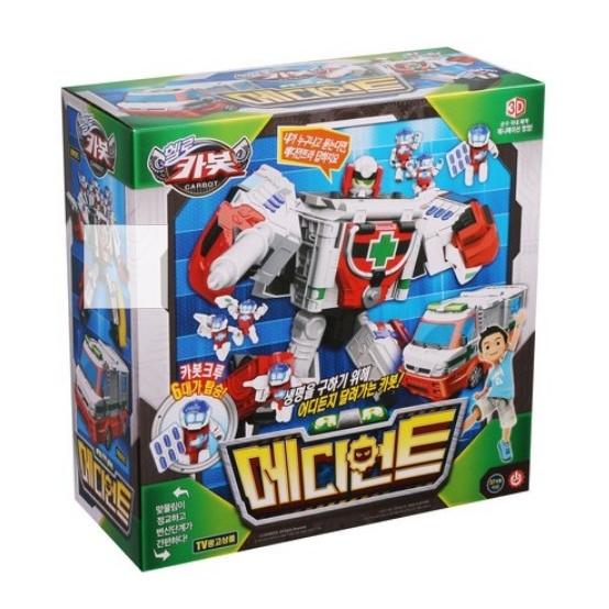 헬로카봇 메디언트 로봇장난감 변신로봇