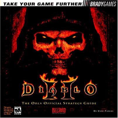 Diablo II Official Strategy Guide (Bradygames Strategy Guides) 디아블로 II 공식 전략 가이드 (Bradygames 전략 가이드), 1