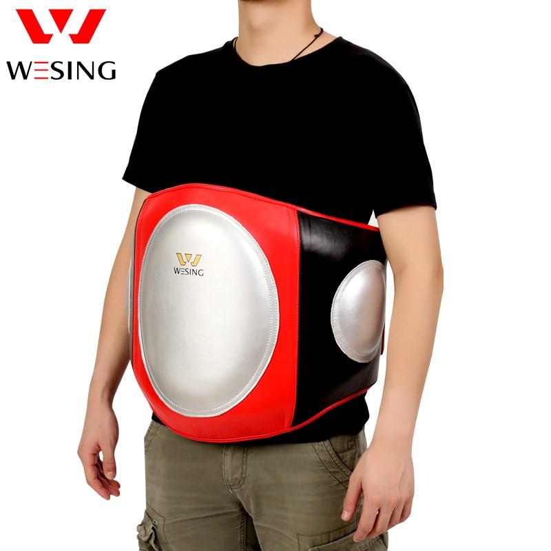 wesing 무에타이 허리 가드 바디 프로텍터 배꼽 복싱 산다 파이팅 대상 훈련, gold, XL (POP 4800017804)