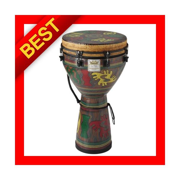 레모 튜닝 개량형 12인치 젬베 DJ-0012-24