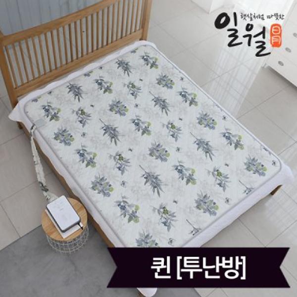 강력추천 일월 숲속애 온수매트 퀸(150x200), 단일상품