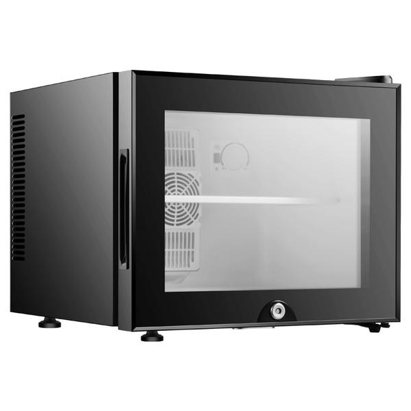 BC-45MC 가정용술냉장고 술장고 설빙고 음료수냉장고, 블랙 20L