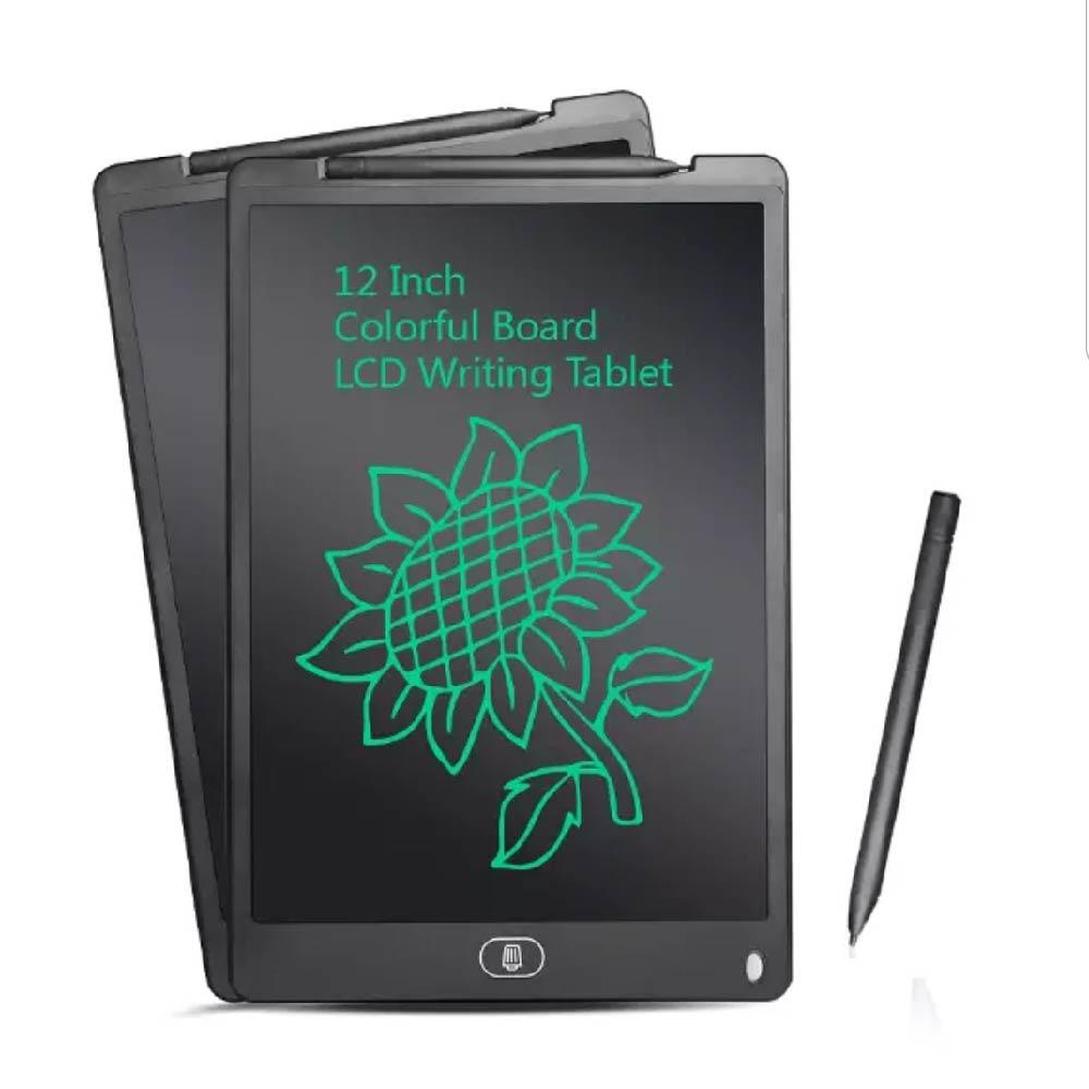 FLITTER 8.5인치 LCD 메모패드 전자노트 부기노트 전자칠판 블랙