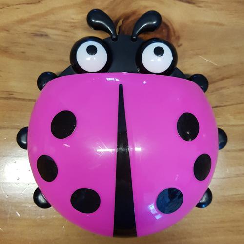 레이디버그 킥보드바구니악세서리, 핑크