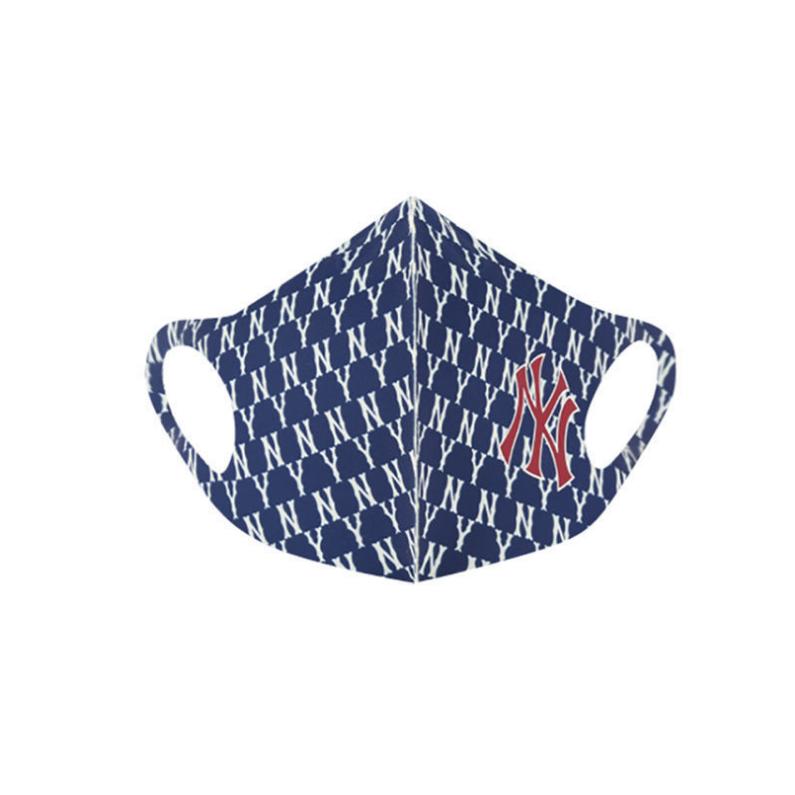 MLB 마스크 남녀공용 패션 마스크