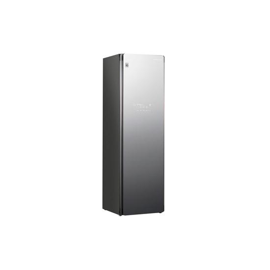 [K쇼핑]LG 트롬 스타일러 S5MBU 블랙틴트미러 (5벌+바지1벌) /전국물류설치