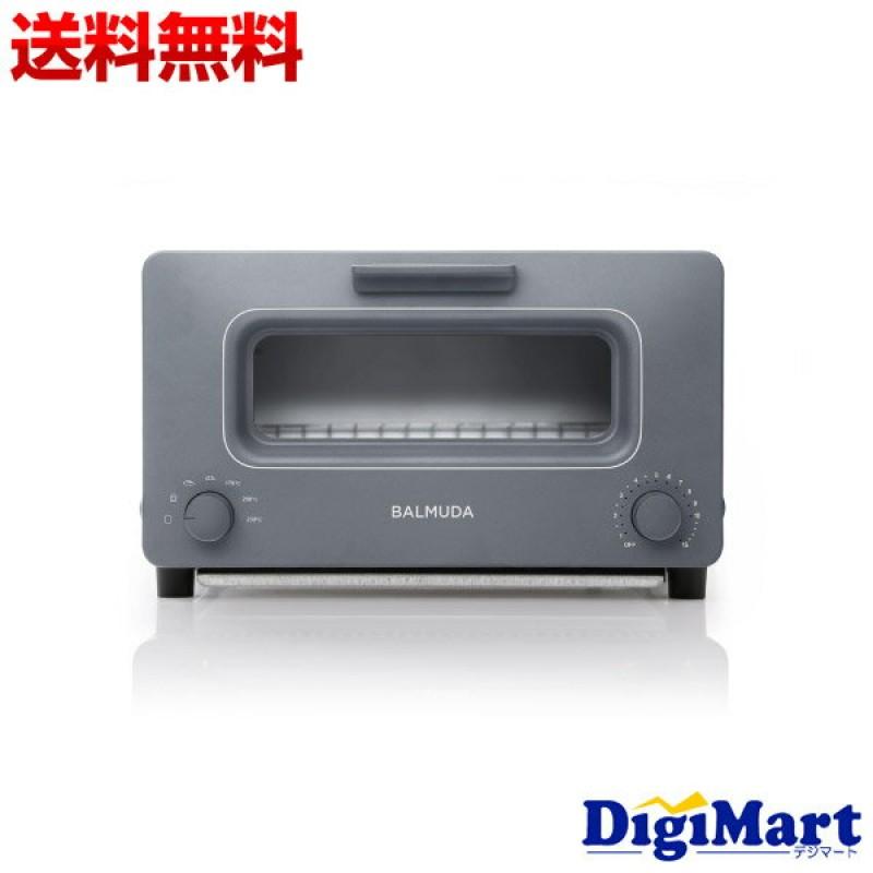 바루 뮤 다 BALMUDA스팀 오븐 토스터 The Toaster K01E-GW[그레이][새·국내 정품], 단일상품