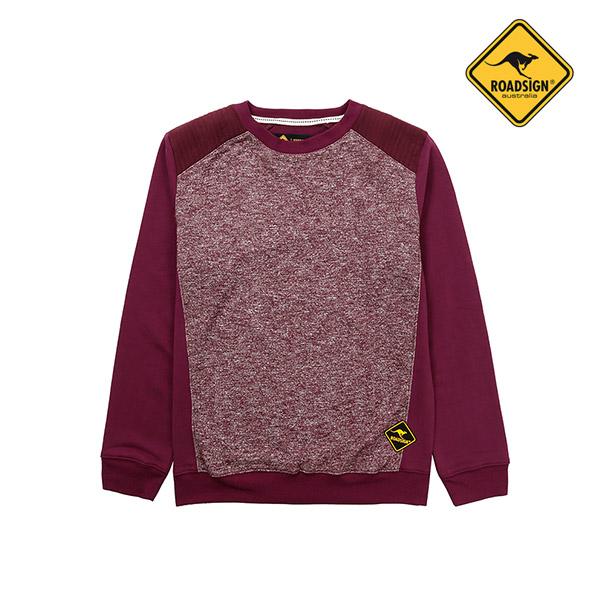로드사인 [로드사인] P 남성 절개패턴 맨투맨 티셔츠-RATY201A_PK