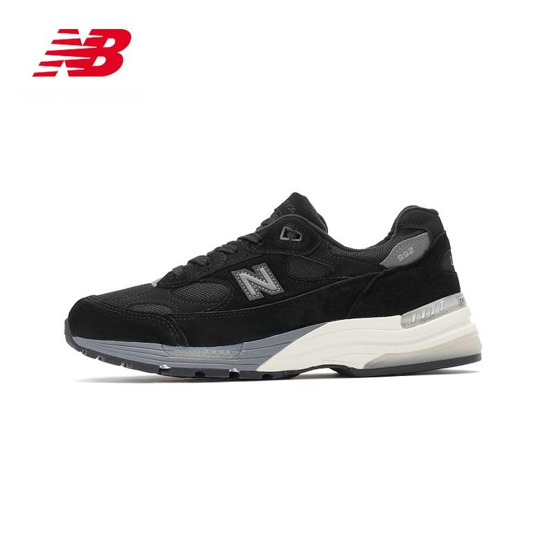 뉴 발란스 NB 2020 남녀 신발 스포츠 캐주얼 신발 M992BL 미국산 992