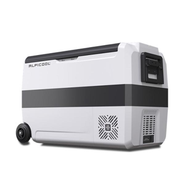 Alpicool 1년 AS 보장 알피쿨 차량용 냉장고 T형 DC12V24V AC200V, 36L-독일기술 콤프레셔